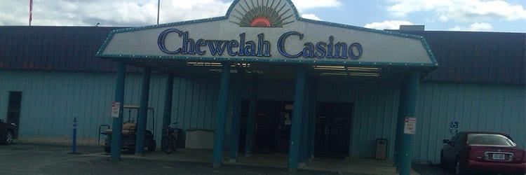 Chewelah Casino Page